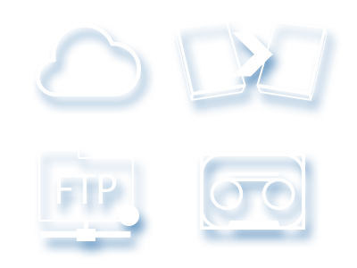image include in pro tape pack tape, drive, image, cloud, ftp